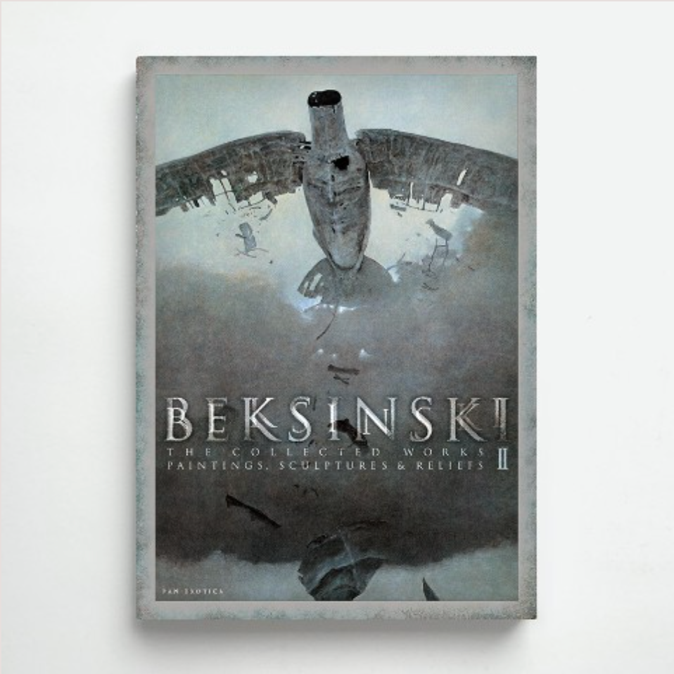 BEKSINSKI The Collected Works, paintings, sculptures & reliefs II ver.1.2