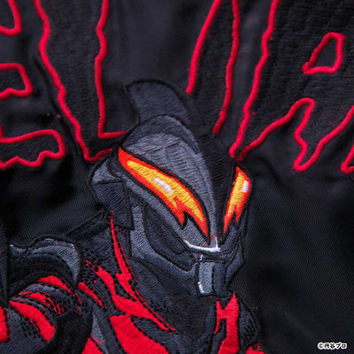 Ultraman Belial MA-1 Jacket Black