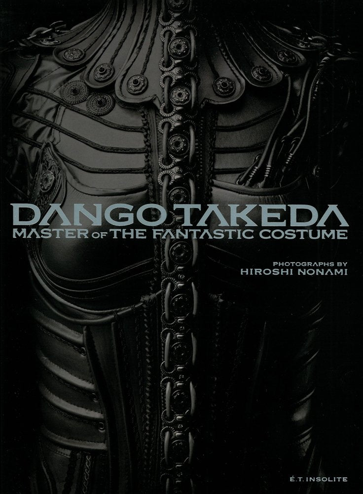 "Dango Takeda ""Master of The Fantastic Costume"""