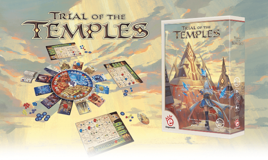 Trial of the Temples - Preorder