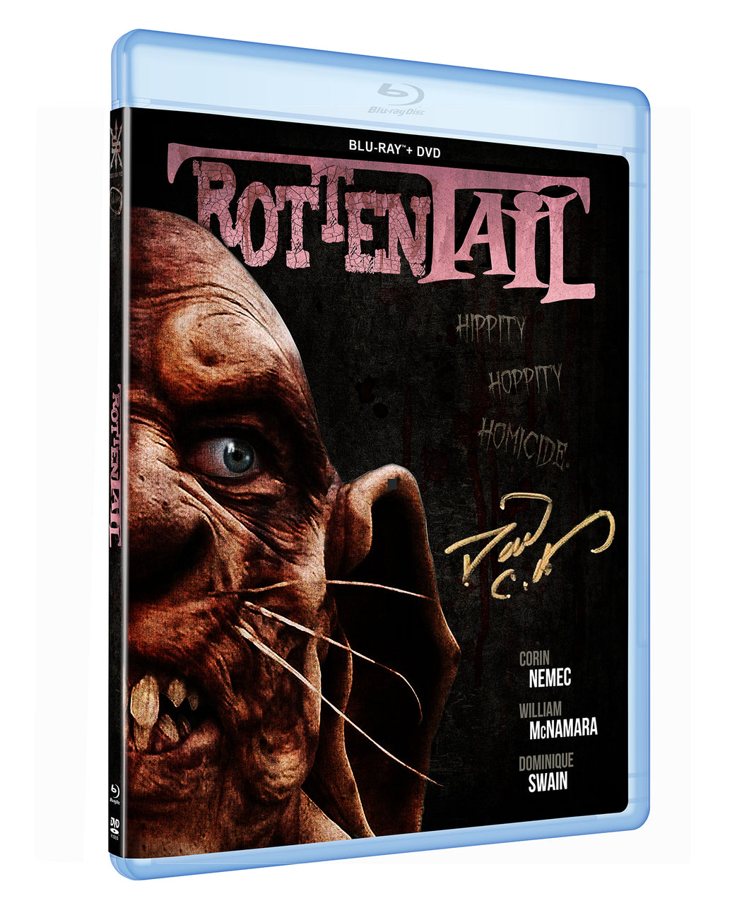 Rottentail (Blu-Ray + DVD Combo Pack) - Lim. Ed. Source Point Exclusive
