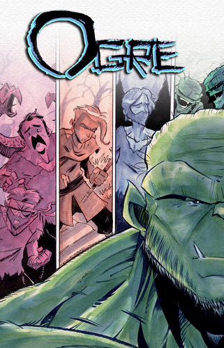 Ogre - The Complete Vol. 1 TPB