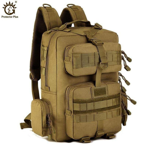 30L Tactical Military Backpack Multi-function Waterproof Nylon Travel Pack Knapsack