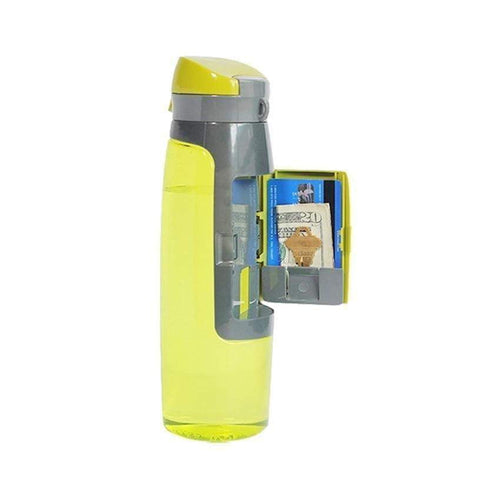 Plastic Water Bottle Wallet Outdoor Sports Portable Gift Drink Fruit Infuser Shaker Bottles