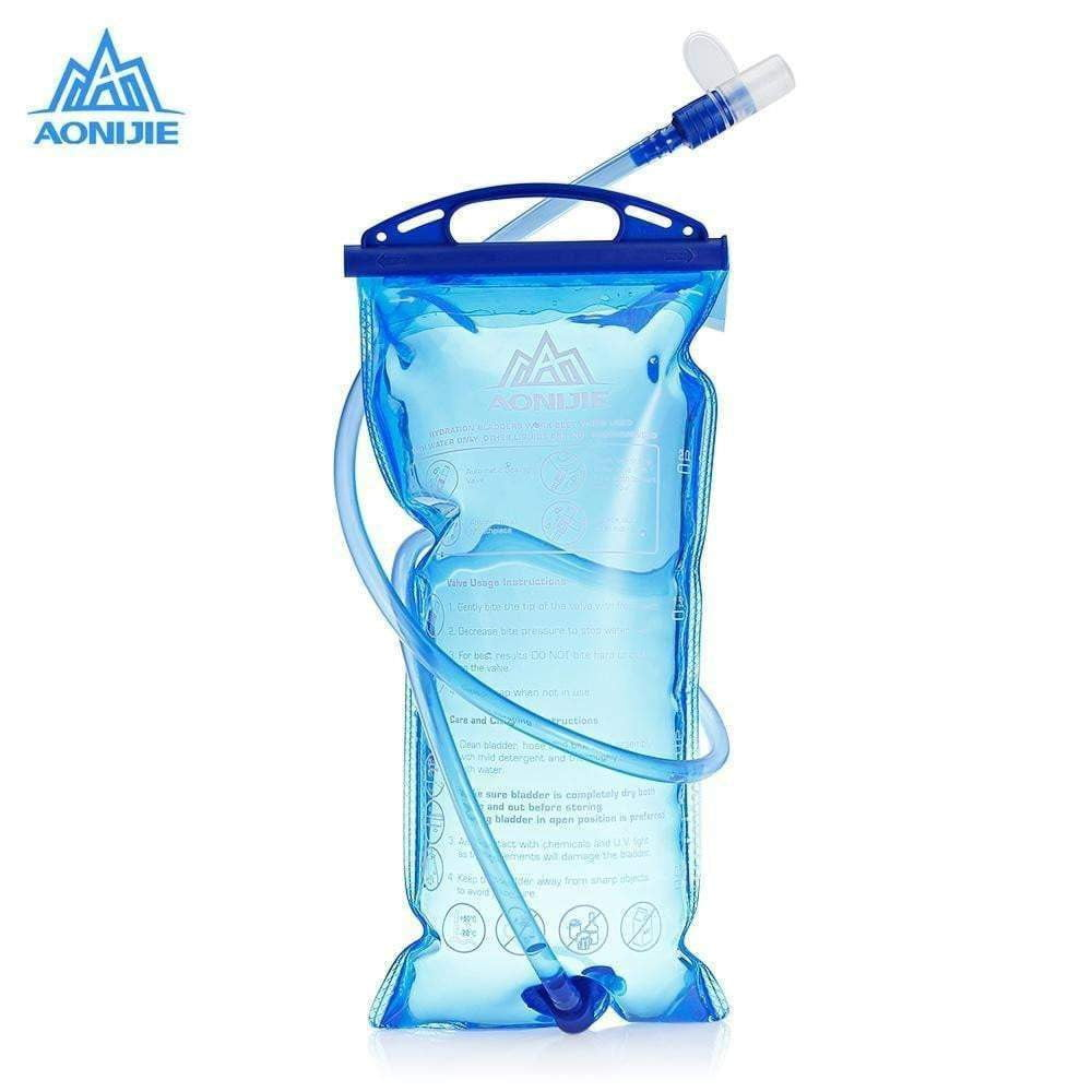 AONIJIE 1 / 1.5 / 2L Water Bag with Straw