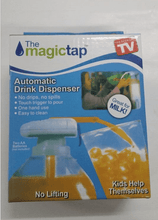 Load image into Gallery viewer, Magictap - Automatic Beverage Dispenser Spill-Proof Electric Tap - as seen on TV!