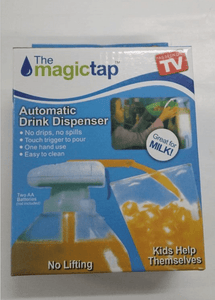 Magictap - Automatic Beverage Dispenser Spill-Proof Electric Tap - as seen on TV!