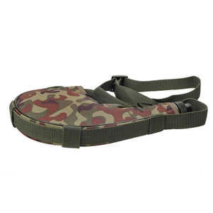 750ml Wine Skin Bota Botha Bag Water Bottle Outdoor Camping Camouflage Canteen