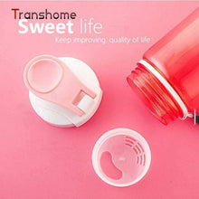 Load image into Gallery viewer, Transhome Healthy Water Bottle 560ml Simple Space  Drinkware  Sport Travel