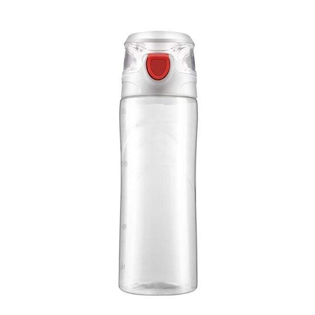 FEIJIAN Sport Water Bottle 600ml  Leak-proof Tritan BPA Free Plastic