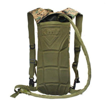 Load image into Gallery viewer, 3L Tactical Hydration Water Bag Camp Hike Back Pack Camelback Drinking System