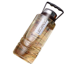 Load image into Gallery viewer, POWCAN - Large Capacity Bottle 1000ML 1500ML 2000ML Outdoor Water Bottle Sport Leak-Proof Seal