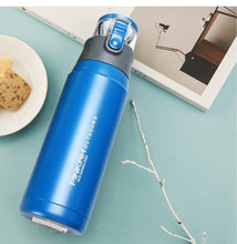 Load image into Gallery viewer, PINKAH 650ML Thermo Mug Stainless Steel Vacuum Flasks Sport Style Insulated Outdoor Water Bottle Thermos