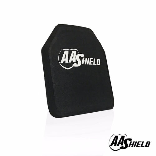 AA Shield Bullet Proof Ultra-Light Weight Hard Plate Body Armor Insert - NIJ Level IV 4 ( 10x12