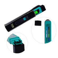 Load image into Gallery viewer, TDS EC Meter Temperature Tester pen 3 in 1 Function Conductivity Water Quality Measurement Tool