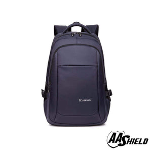 Bulletproof School Bag - Backpack Color: NAVY - Bullet Proof NIJ Level IIIA