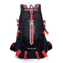 Load image into Gallery viewer, Waterproof Climbing Backpack Rucksack 40L Outdoor Sports Bag Travel Backpack Camping Hiking Trekking