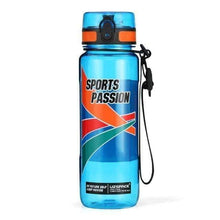 Load image into Gallery viewer, New UZSPACE Plastic Sport Water Bottles Large Capacity male Portable Creative Trend Kettle Outdoor fitness Space Bottle BPA Free