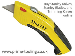Looking after your Stanley knives & Blades