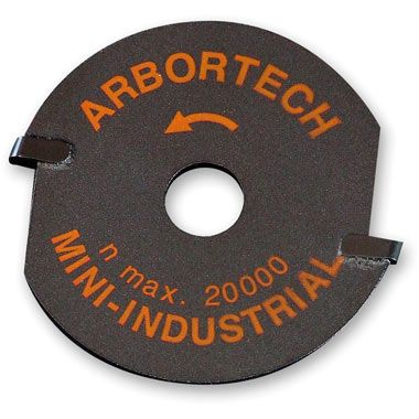 "Arbortech Mini-Carver / Mini-Grinder 50mm (2"") TCT Mini Cutter Blade"