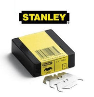 100 x Original Stanley 1-11-983, Heavy Duty Hooked Blades, 2 notch, Stanley 1996