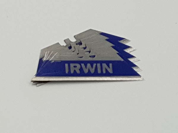 Irwin 10504243 Bi-Metallic Trimming Knife Blades - pack of 10
