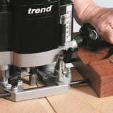 Trend 3/83DX1/2TC - Two Flute Router Cutter 12.7mm Diameter