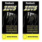 2 x Deal - Zeus Precision Data Charts & Reference Tables - Metric Revision
