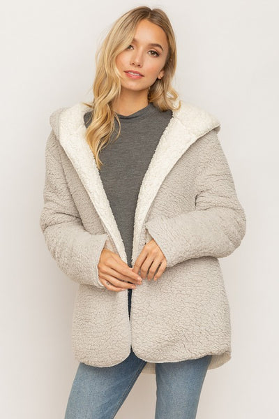 Reversible Cozy Jacket