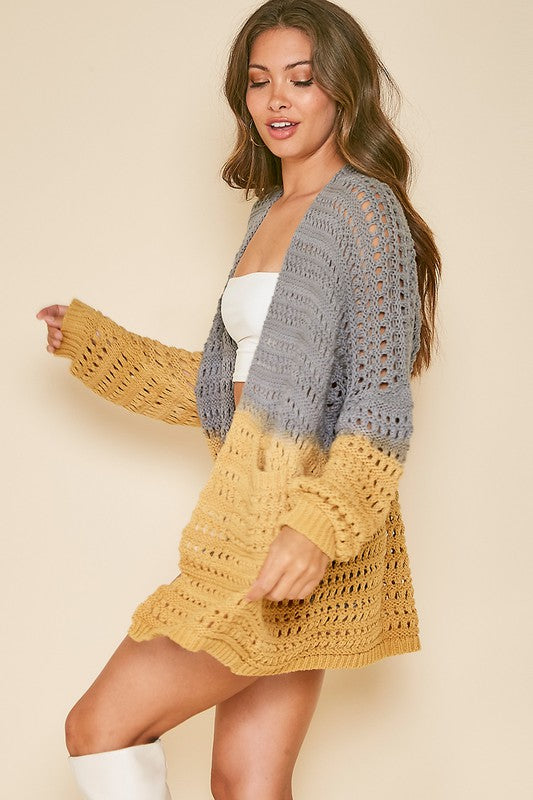 Melting Away With You Cardigan