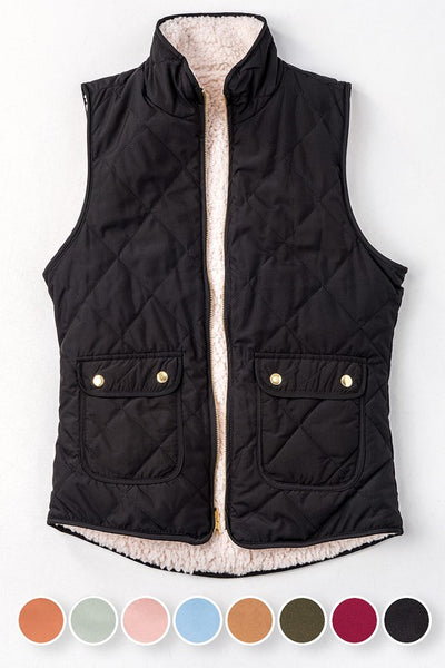 Soft and Silk Vest