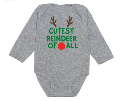 Cutest Reindeer Onesie