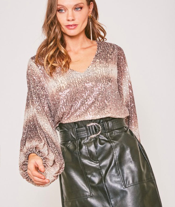 Fifth Avenue Flirty Top
