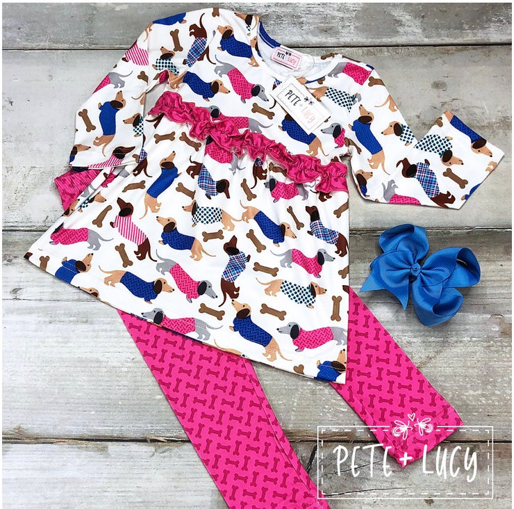 Dog Days Pant Set