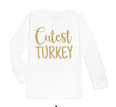 Cutest Turkey Tee