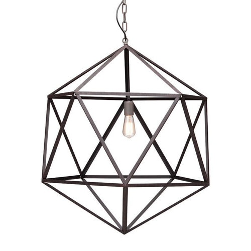 Zuo Amethyst Ceiling Lamp Large