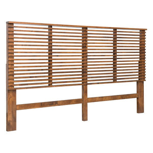 Zuo Linea Headboard King Walnut