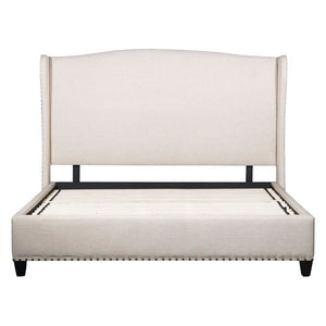 Zuo Enlightenment King Bed Beige