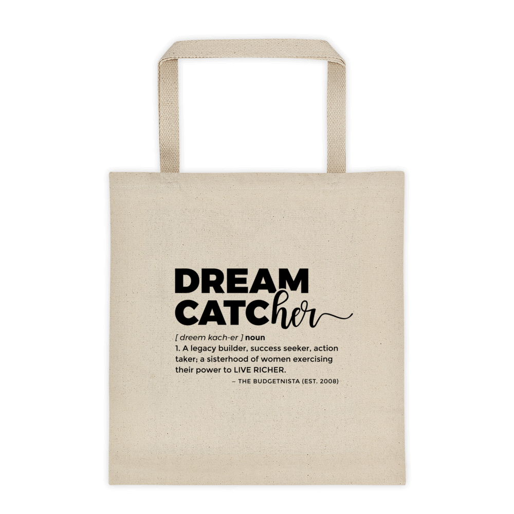 Official Dream Catcher Tote Bag