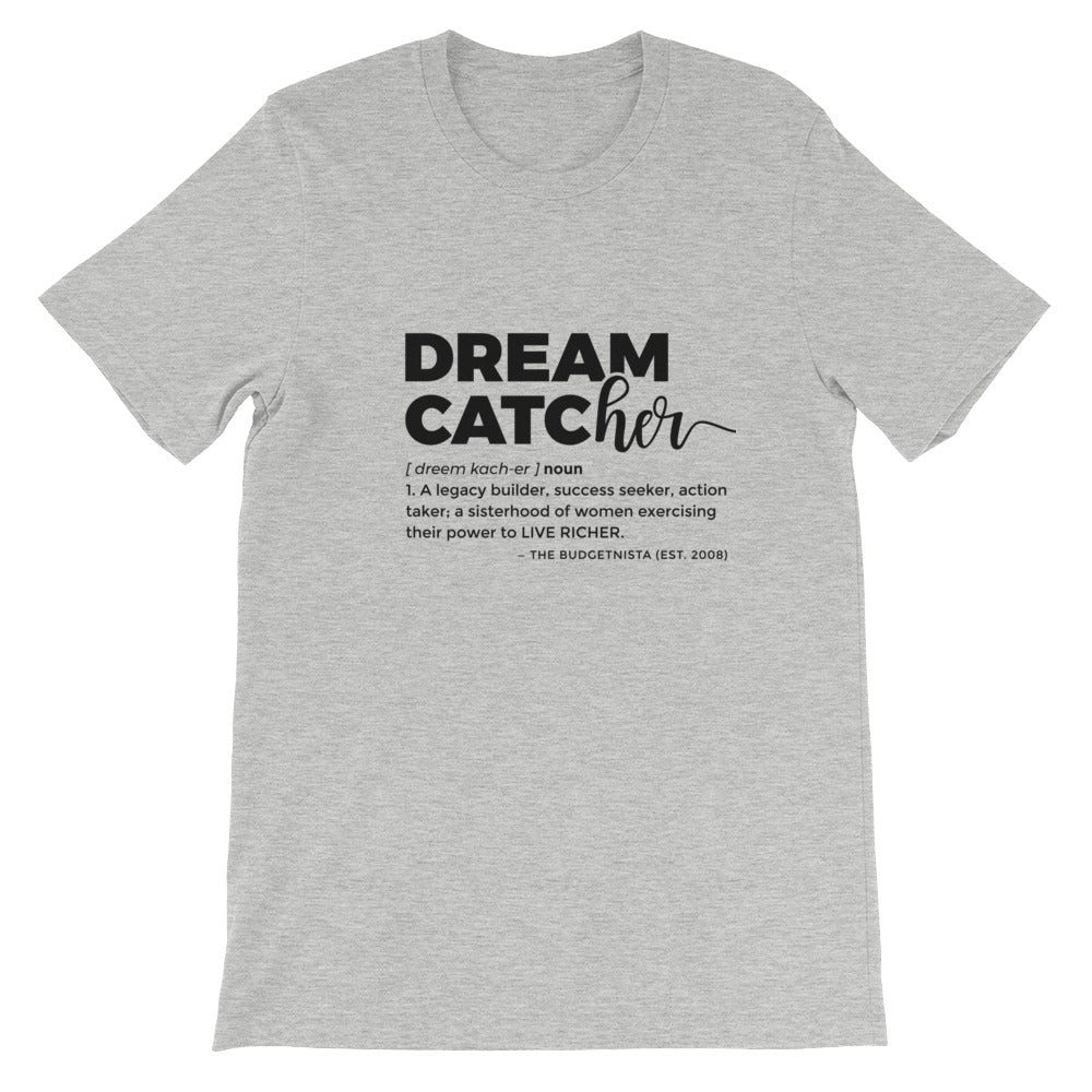 Official Dream Catcher T-Shirt: Unisex Short-Sleeve
