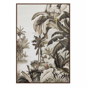 Quadro Palm Canvas