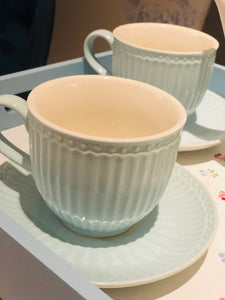 Cup Alice pale Blue