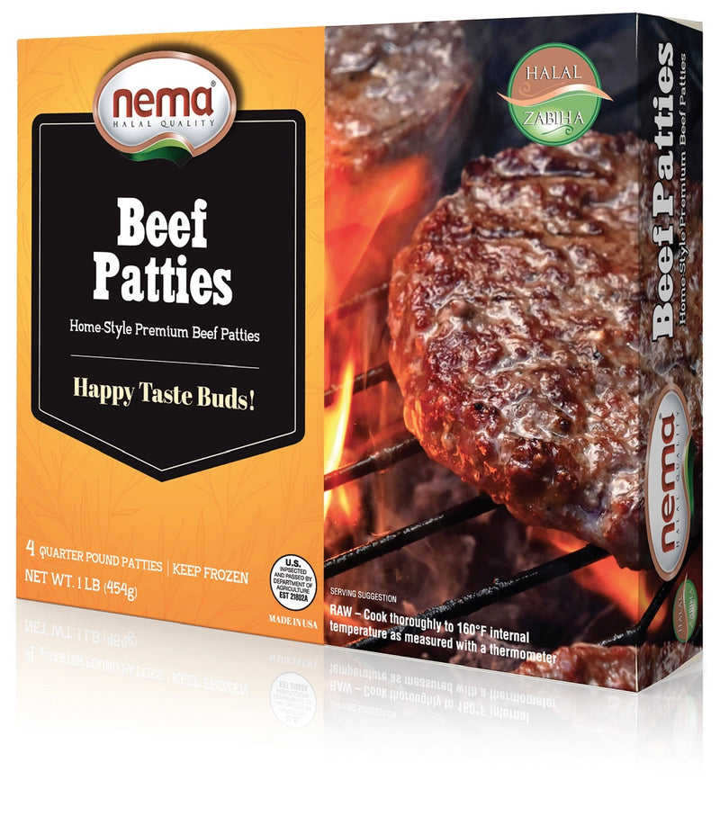 Nema Beef Patties