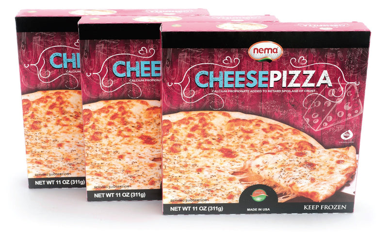 Nema Cheese Pizza