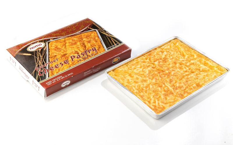 Cheese Pide - Turkish Pizza with Cheese (12 x 450g)