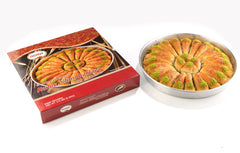 Nema Triangle Baklava with Pistachios (5.5 lb)