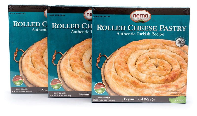 Nema Rolled Cheese Pastry