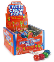 Tootsie Fruit Chew Pops