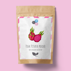 Pink Pitaya powder | Natural Food Colouring