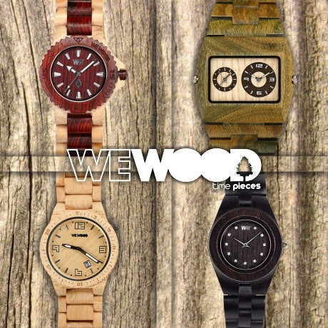 WeWood - Time Pieces